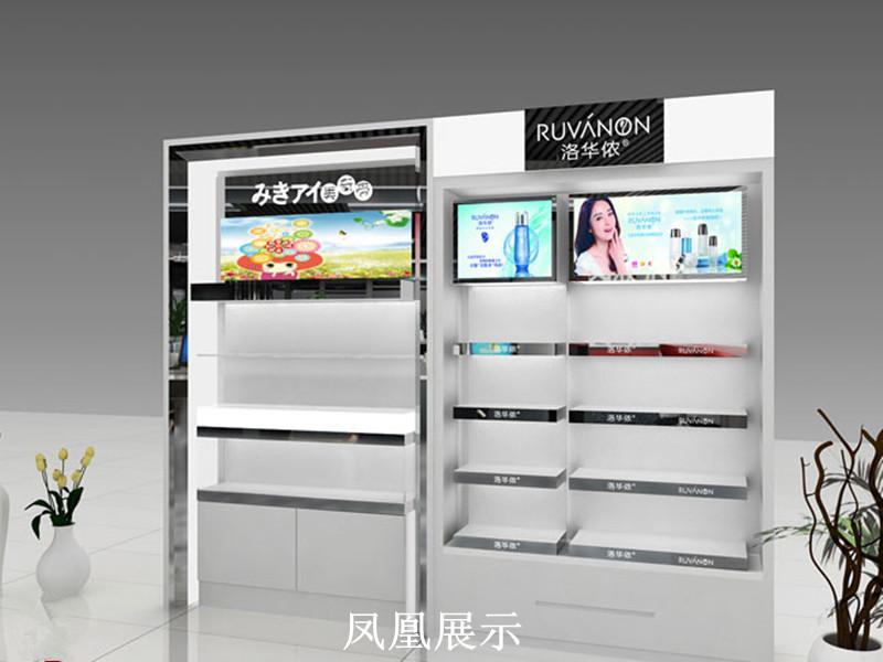 比照与参照_商场化妆品展柜设计制作的特点-深圳市远泰整体家具有限公司-