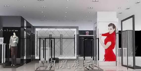 服装店面设计pe-2305-深圳市远泰整体家具有限公司
